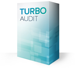 TurboAudit Product Box